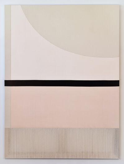 Rebecca Ward, 'half-moon', 2020