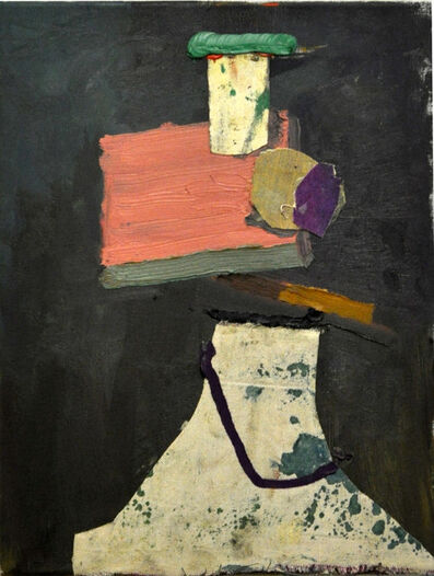 Fritz Bornstück, 'lebello labilo', 2015