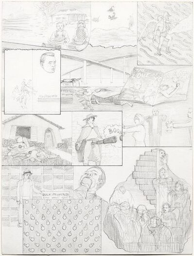 Jim Shaw, 'Untitled', 1999