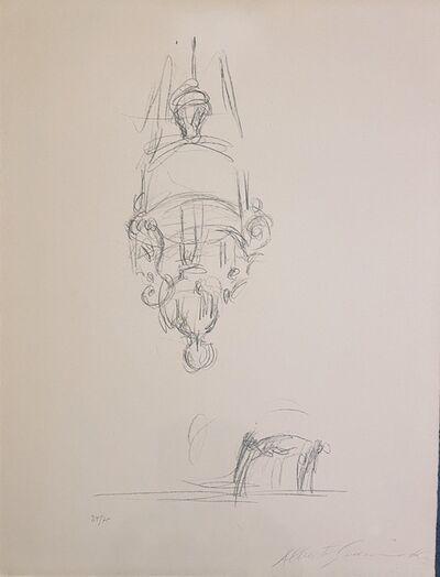 Alberto Giacometti, 'La Suspension', 1963