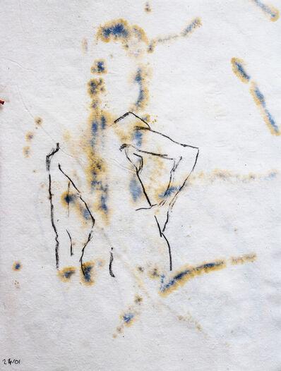 Beya Gilles Gacha, '24/01 - Study of a Body', 2019