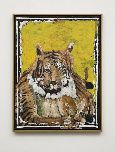 Ken Taylor, 'Tiger', 2018