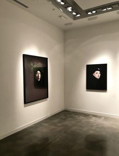 """Hendrik Kerstens, 'Green Turban (50x60"""") Yankee (30x40"""")', 2018"""