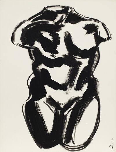 Luis Frangella, 'Untitled (Nº9)', ca. 1983