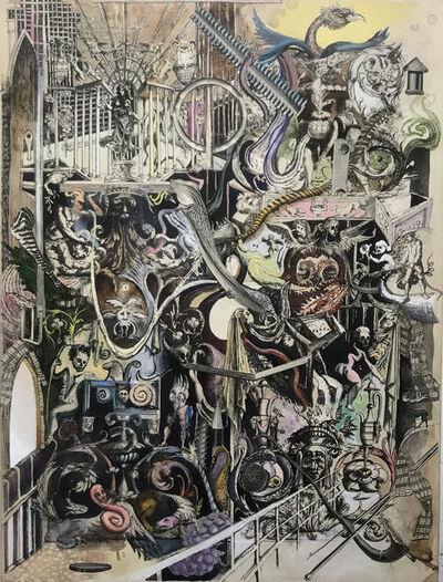 Josh Dorman, 'Phantasmagoria', 2020