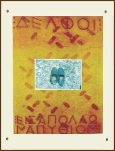 Joe Tilson, ' Proscinemi Delphi', 1979