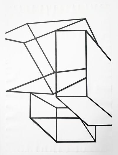 Al Held, 'Untitled', 1969