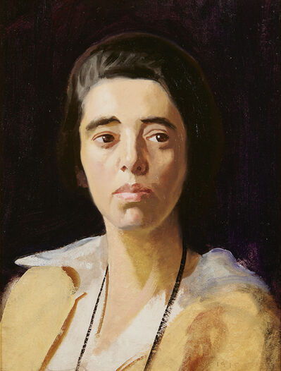 R. H. Ives Gammell, 'Mamie Nunes', 1915