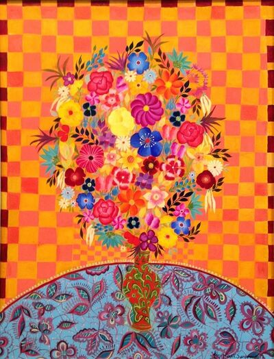 Hepzibah Swinford, 'Mexican Flowers', 2015