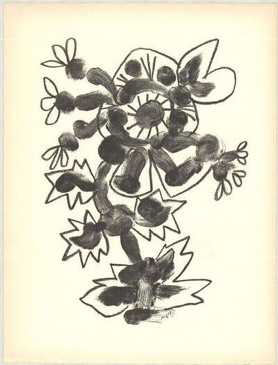 Pablo Picasso, 'De Memoire D'Homme II', 1950