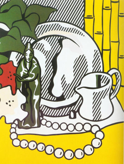 Roy Lichtenstein, 'Still Life with Figurine', 1974