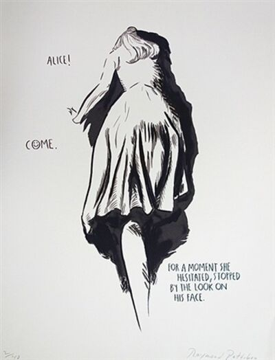 Raymond Pettibon, 'Untitled (Alice!)', 1991