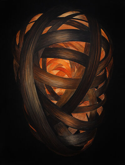 Anemona Crisan, 'brennen', 2016