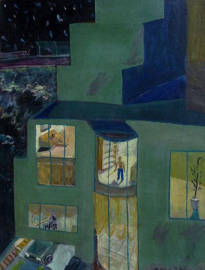 Zhang Yongxu, 'Night in Shanghai', 2000