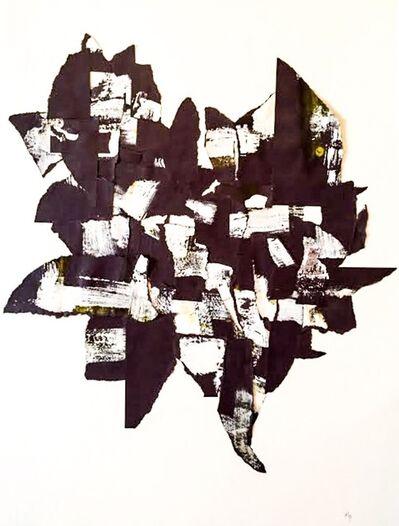Gabriel de la Portilla, 'Black and White Abstraction III', 2016