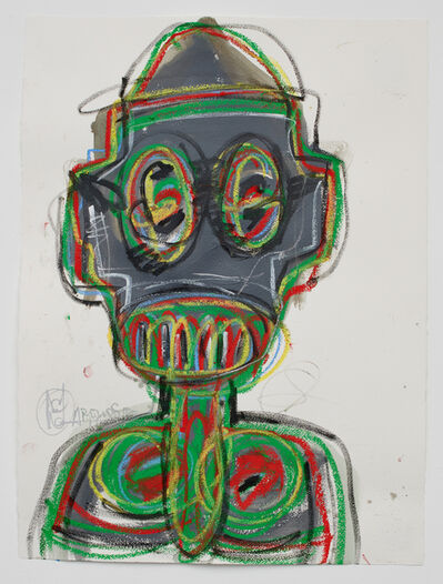 Aboudia, 'Untitled ', 2018