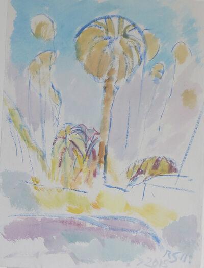 Reeve Schley, 'LA Palm Tree', 2016