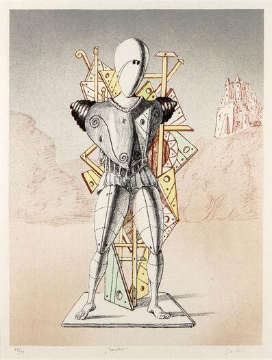 Giorgio de Chirico, 'Il Trovatore', 1972