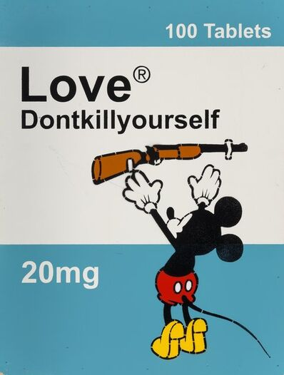Ben Frost, 'Love-Don't Kill Yourself', 2014