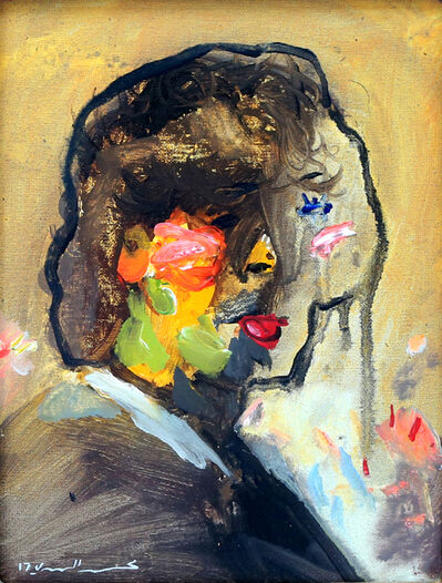 Mohammed Al Mahdi, 'Rembrandt Smiled', 2017