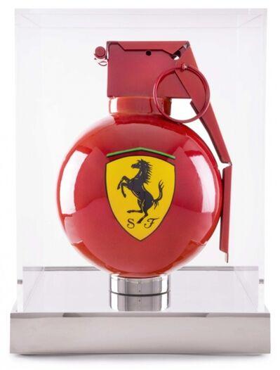 Bruce Makowsky, 'Pull the pin - Ferrari'
