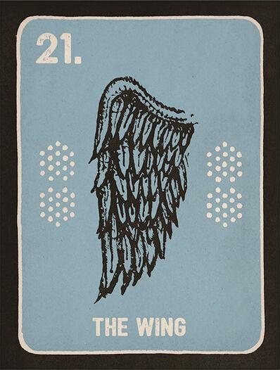 Daniel Martin Diaz, '21. The Wing', 2018