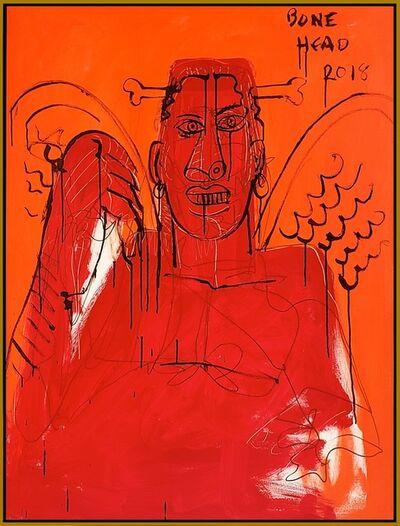 Peter Triantos, 'Bone Head', 2018