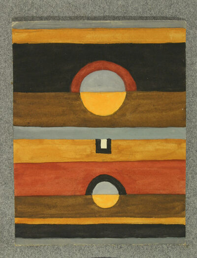 Xul Solar, 'No title', 1918