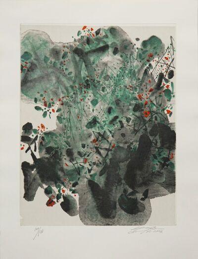 Chu Teh-Chun, 'Untitled'