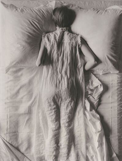 Irving Penn, 'Girl in Bed (Jean Patchett), New York', 1949/1970