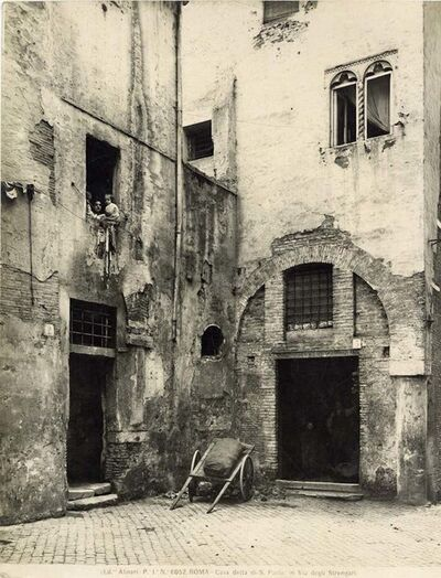 Unknown, 'Rome, St. Paul's House', Early 20th Cent