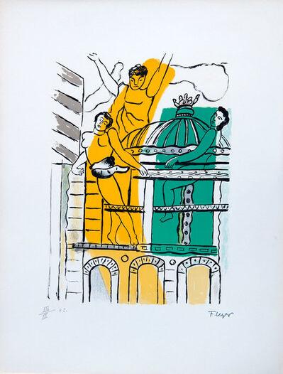 Fernand Léger, 'L'Opera', 1959