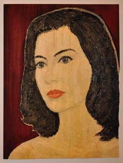 Stephan Balkenhol, 'Woman', 2014
