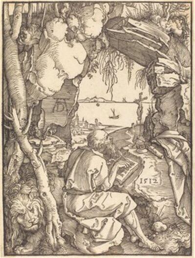 Albrecht Dürer, 'Saint Jerome in a Cave', 1512
