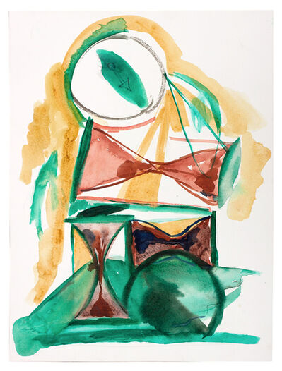 Micha Patiniott, 'No Title (Hourglasses)', 2015