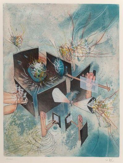 Roberto Matta, 'Untitled, from Così fan tutte', 1970