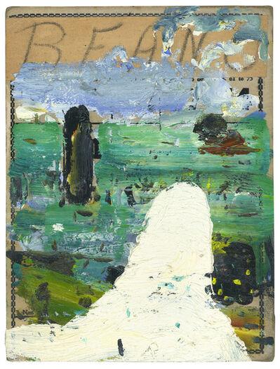 John Walker (b.1939), 'Untitled Bingo Card', 2014