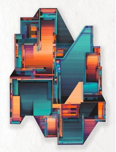Swiz, 'Rising Fragment N°2', 2019