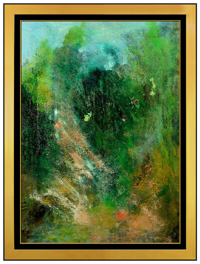 Dora Maar, 'Landscape in Green', 20th Century