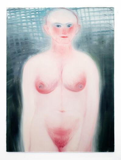 Miriam Cahn, 'träumen, 07.12.2000', 2000