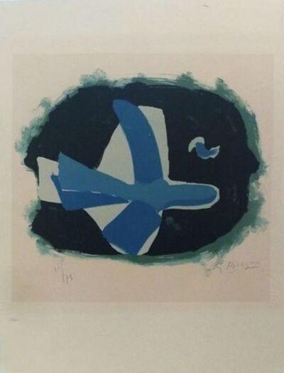 Georges Braque, 'Oiseau des Forêts  ', 1958