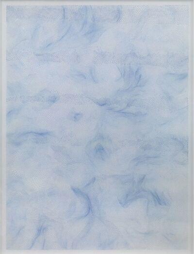 Dadamaino, 'Passo dopo passo', 1988