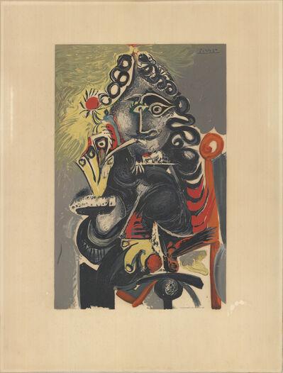 Pablo Picasso, 'Le Mousquetaire', 1968