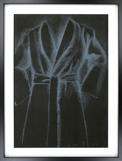 Jim Dine, 'White Robe', ca. 1977