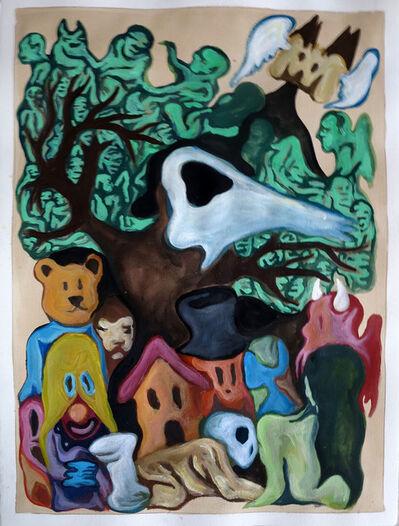 Fabien Verschaere, 'Tree of life', 2013