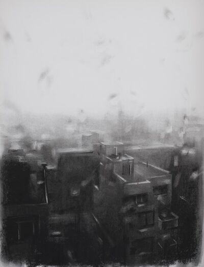 Jesus Emmanuel Villarreal, 'Rainy Window in NY', 2019