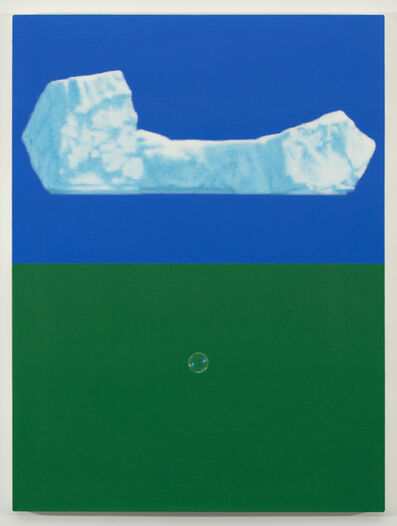 Todd Hebert, 'Bubble and Iceberg', 2019