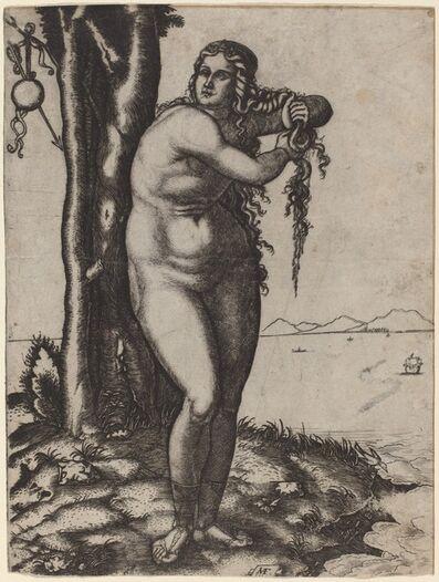 Marcantonio Raimondi, 'The Birth of Venus'