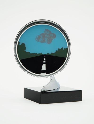 Allan D'Arcangelo, 'Side-View Mirror', 1966