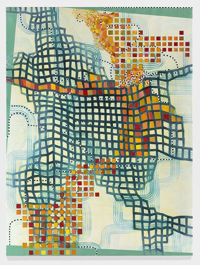 Lisa Corinne Davis, 'Psycopathic Territory', 2015